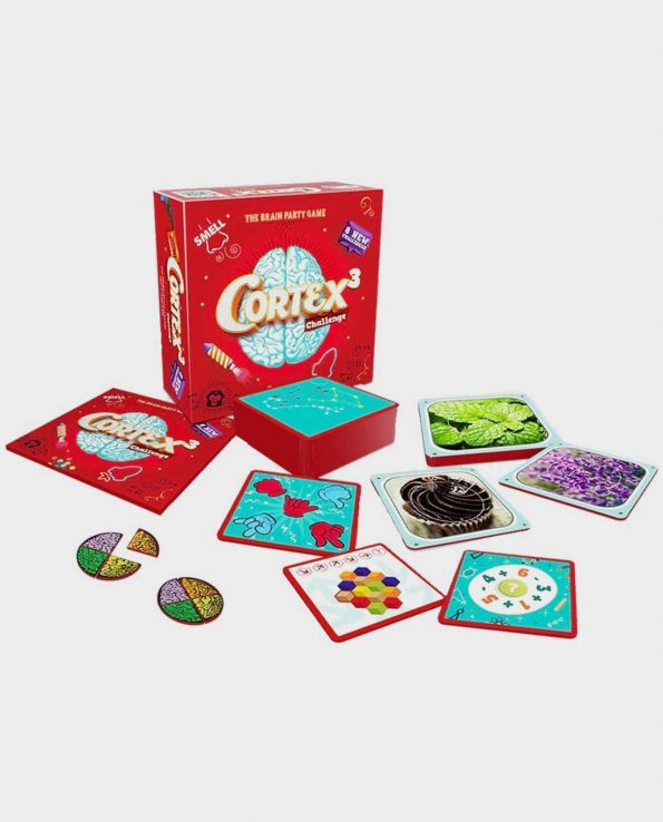 Juego de mesa para niños Cortex 3 Challenge