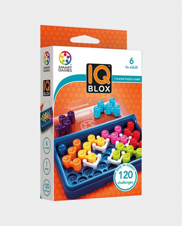 Juego de logica para niños IQ Blox de Smart Games