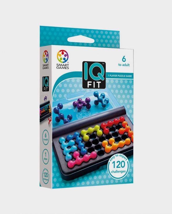 Juego de lógica para niños IQ Fit de Smart Games