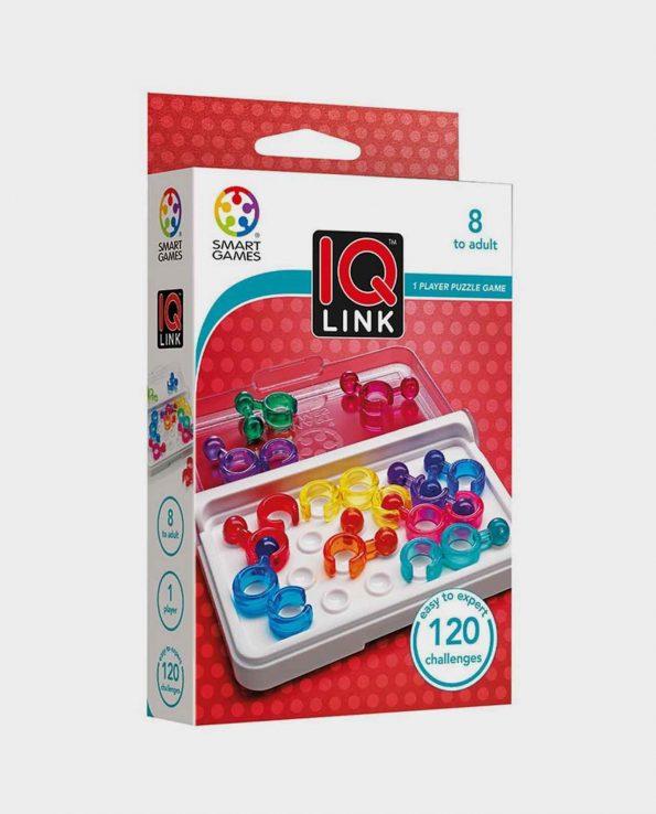 Juego de logica para niños IQ Link de Smart Games