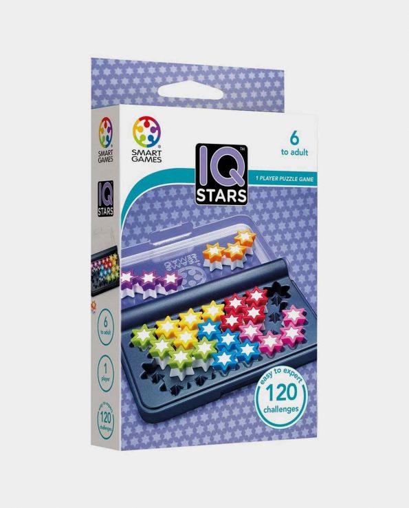 Juego de lógica para niños IQ Stars de Smart Games