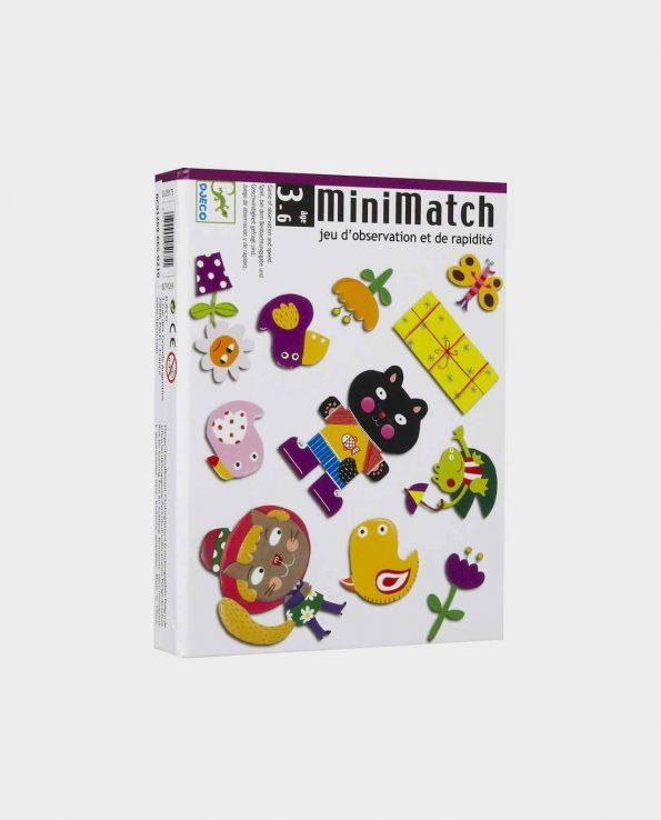 Juego de mesa para niños Minimatch