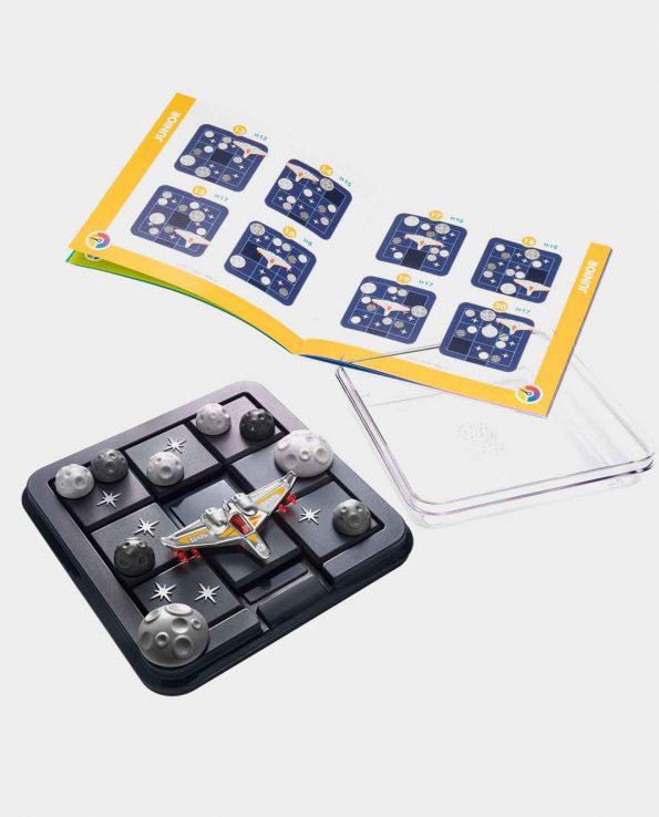 Juego de puzzle y logica para niños Mision Espacial de Smart Games
