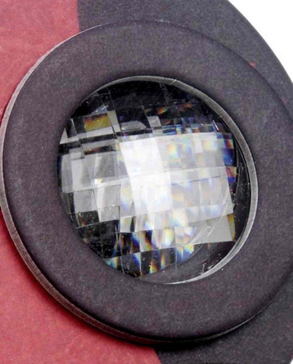 Caleidoscopio con ojo de insecto para niños de cartón rígido con forma de mariquita de Londji