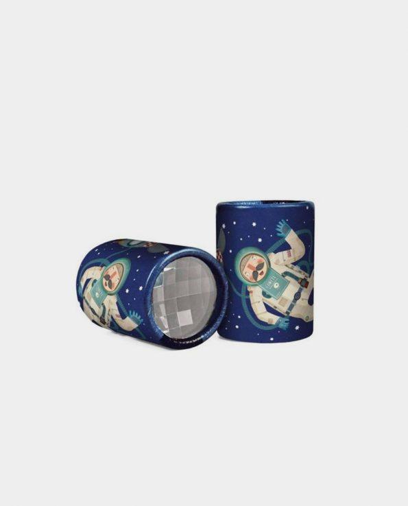 Caleidoscopio Mini de cartón para niños de Londji