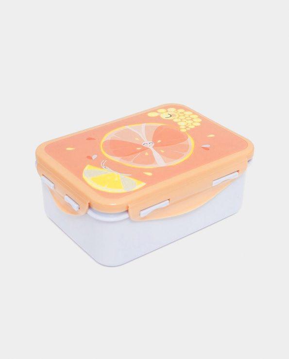 Caja almuerzo mariposa de Tutete para niños para el colegio sin tóxicos ecológica