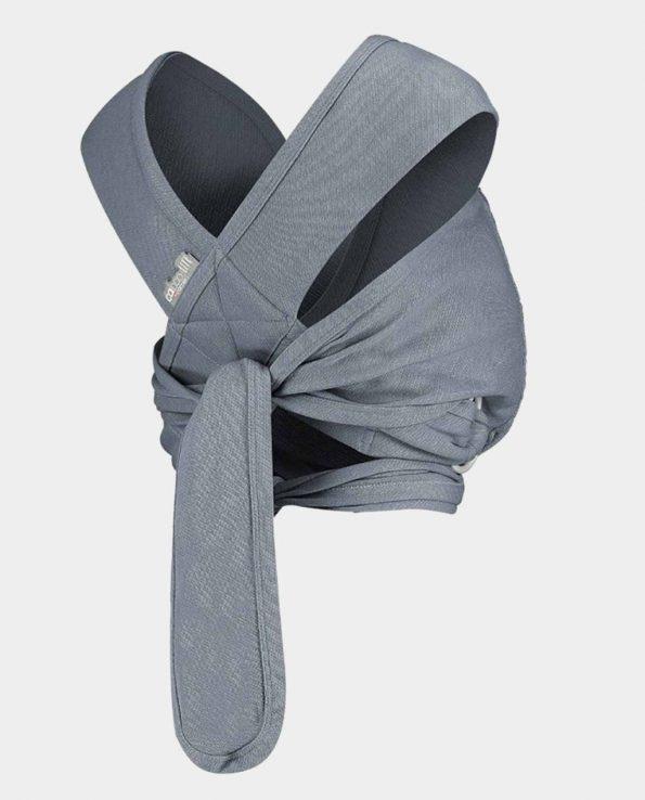 Mochila ergonómica portabebé Caboo Lite Alloy gris