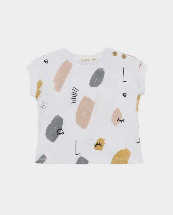 Camiseta Clic Mini de algodón 100%