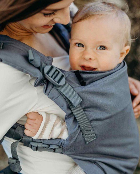 Mochila Evolutiva Boba X Grey porteo ergonómico en elche alicante valencia