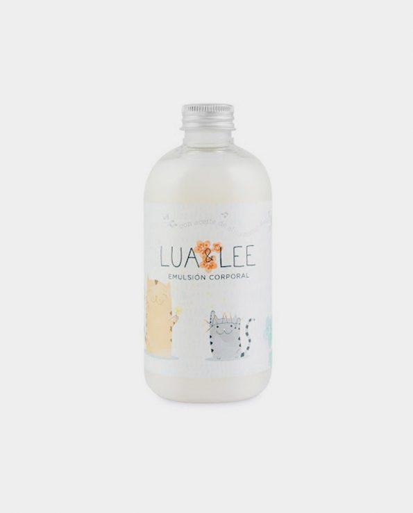 Body Milk natural y ecológico Lua&Lee 250ml
