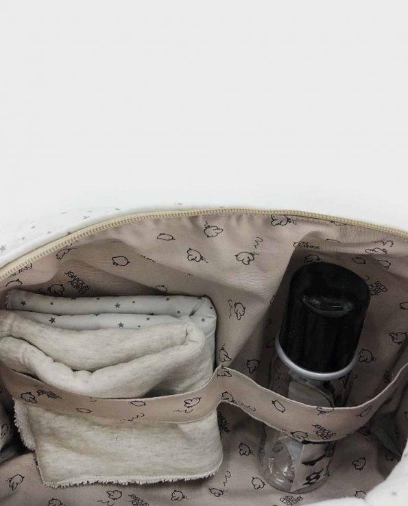 Bolsa carrito Baby Shower Modelo Camila Stroller Grey On.