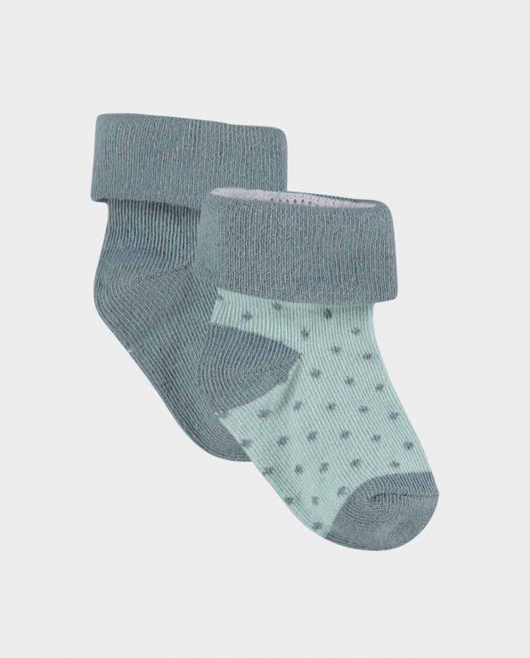Calcetines para bebé de algodón orgánico