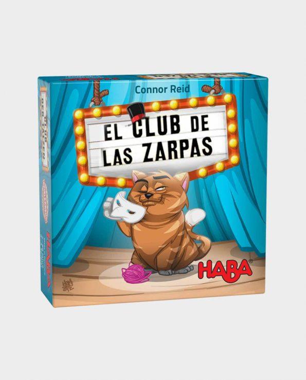 Juego de mesa para niños el club de las zarpas de Haba