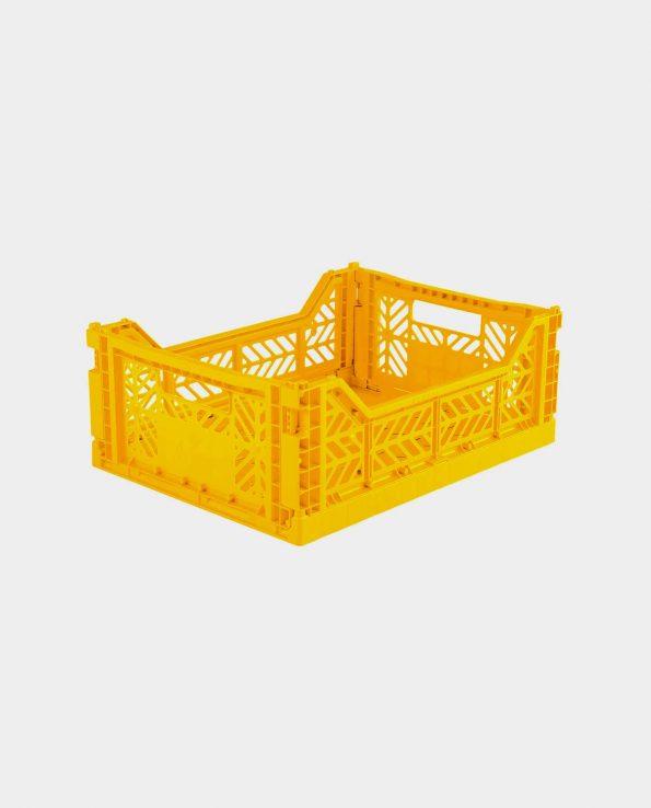 Caja Plegable Mediana Yellow