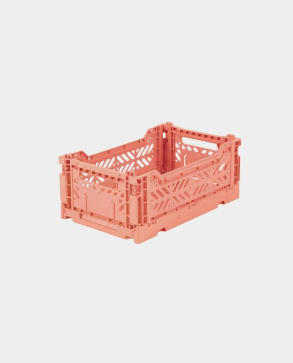 Caja Plegable Mini Salmón