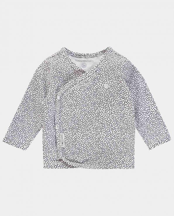 Camiseta manga larga para niño y bebe de algodón orgánico de Noppies