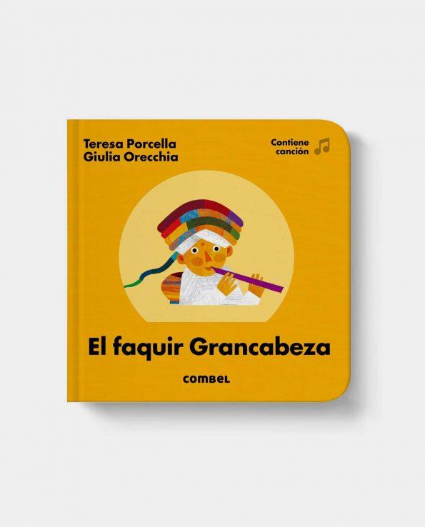 Libro infantil con música El faqueir de gran cabeza