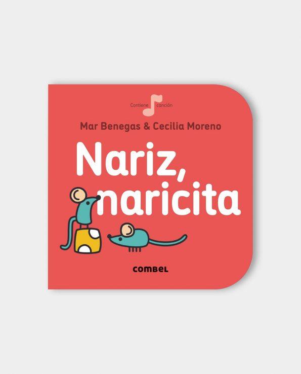 Libro infantil Nariz Naricita