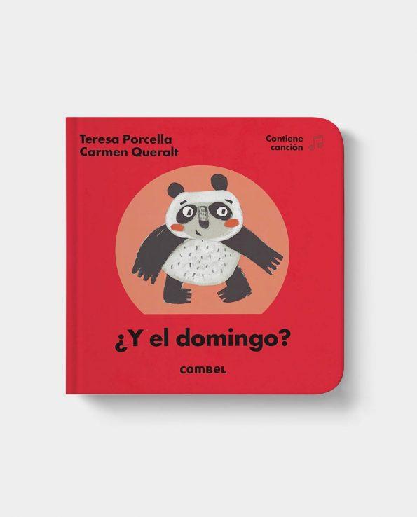 Libro infantil para aprender los dias de la semana ¿Y el domingo?