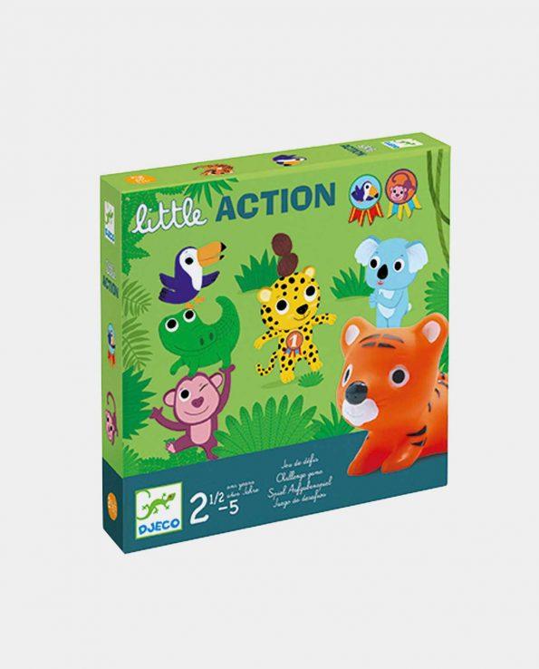 Little Action juego de equilibrio para niños de Djeco