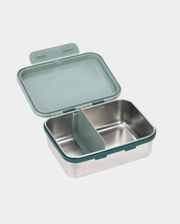 Fiambrera Lunchbox de Lassig para almuerzo y el cole para niños Bus adventure