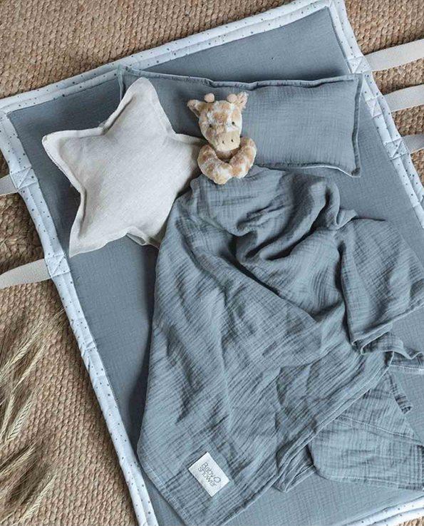 Pack Siesta Grey on Grey Baby Shower
