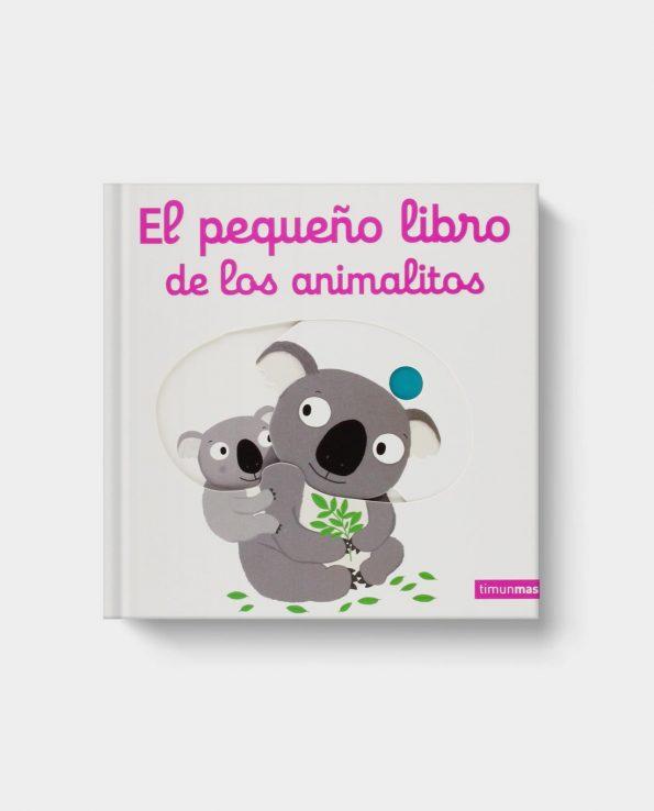 Libro infantil El pequeño libro de los animalitos