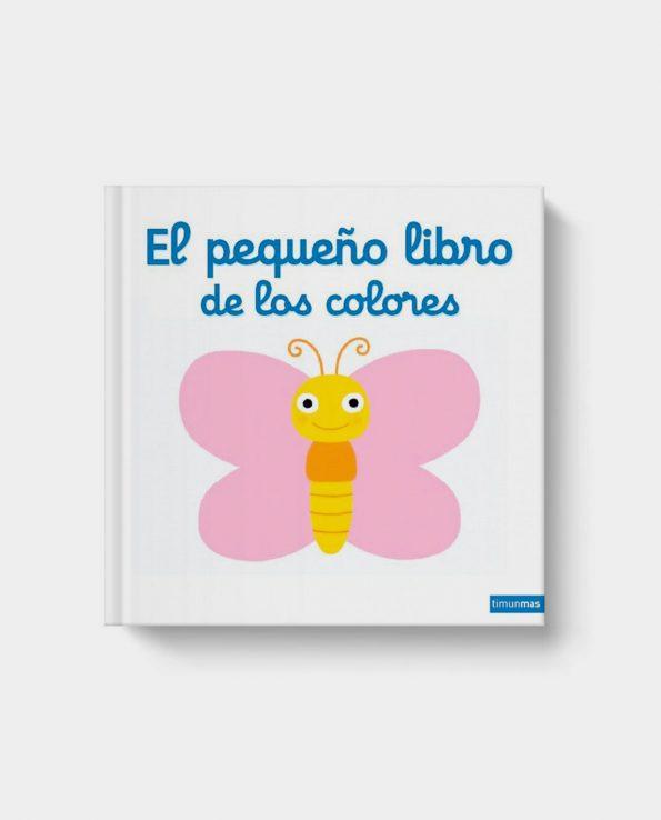 Libro infantil El pequeño libro de los colores