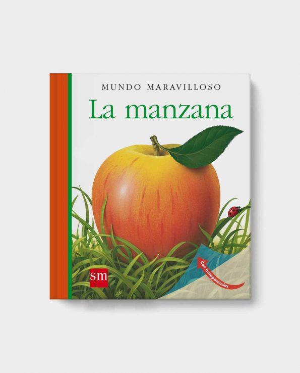 Libro infantil para niños con trasnparencias sobre las manzanas y frutas de SM Libro infantil para niños con trasnparencias sobre las mariquitas de SM Volat, Pierre-Marie