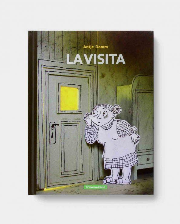 Libro infantil La visita de Editorial Tramuntana