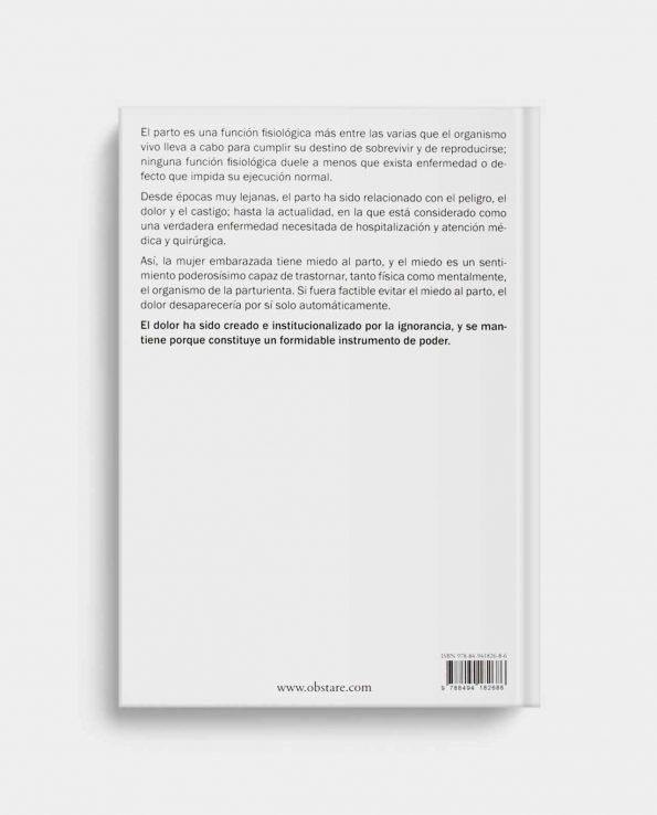 Libro Parir sin miedo - El legado de Consuelo Ruiz