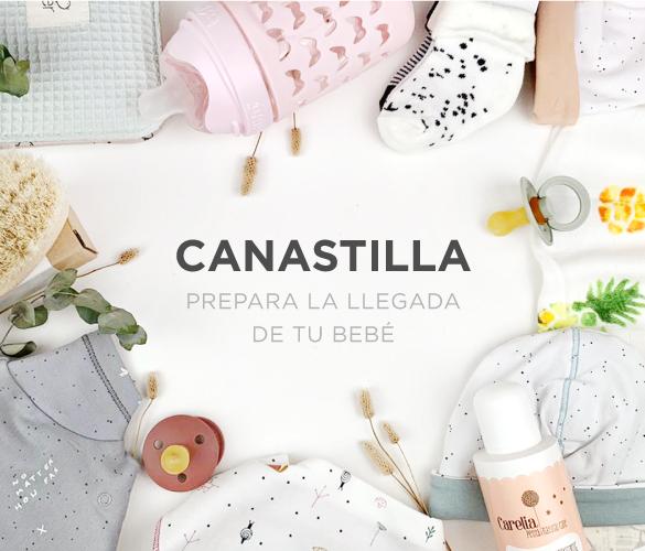 Canastilla de bebé productos ecológicos y naturales en elche alicante valencia barcelona madrid
