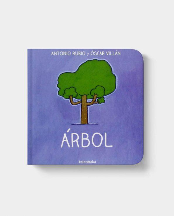 Libro infantil Arbol de Kalandraka
