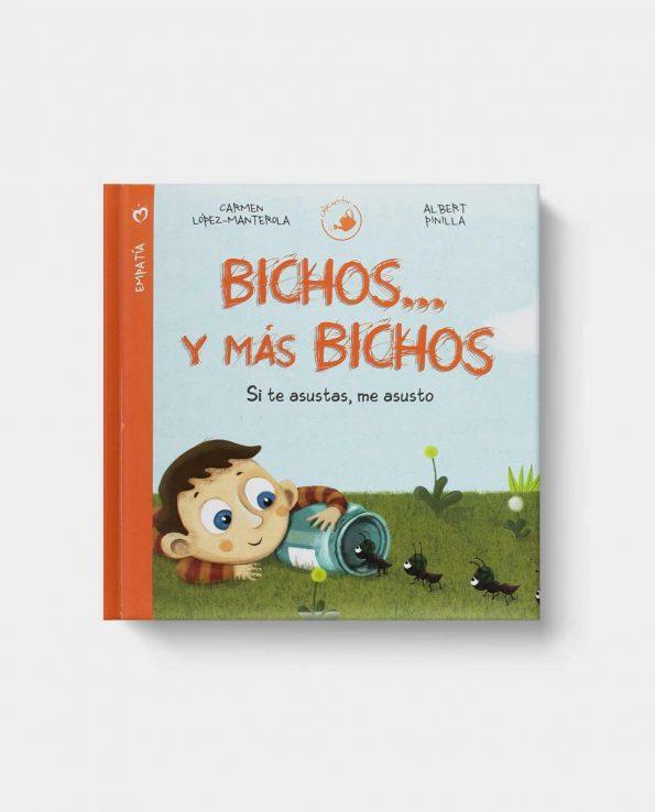 Libro infantil Bicho y mas bichos de Editorial San Pablo