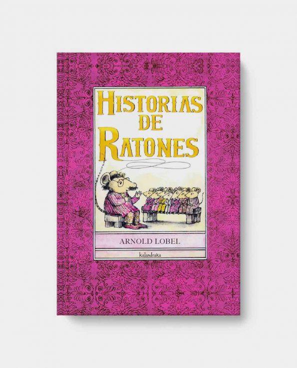 Libro infantil Historia de ratones