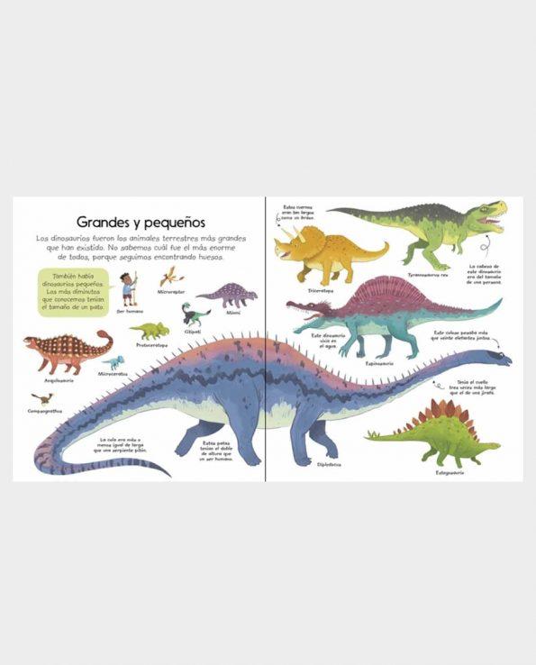 Libro para niños Yo me pregunto… Los dinosaurios