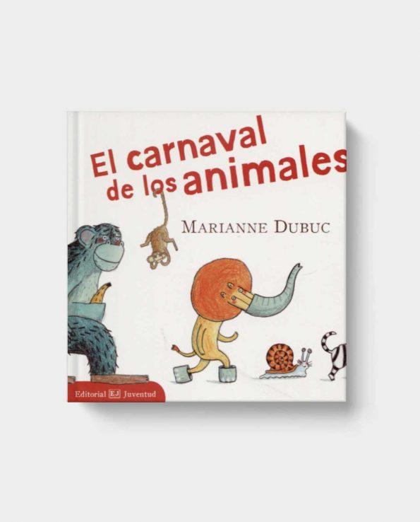 Libro infantil El Carnaval de los Animales