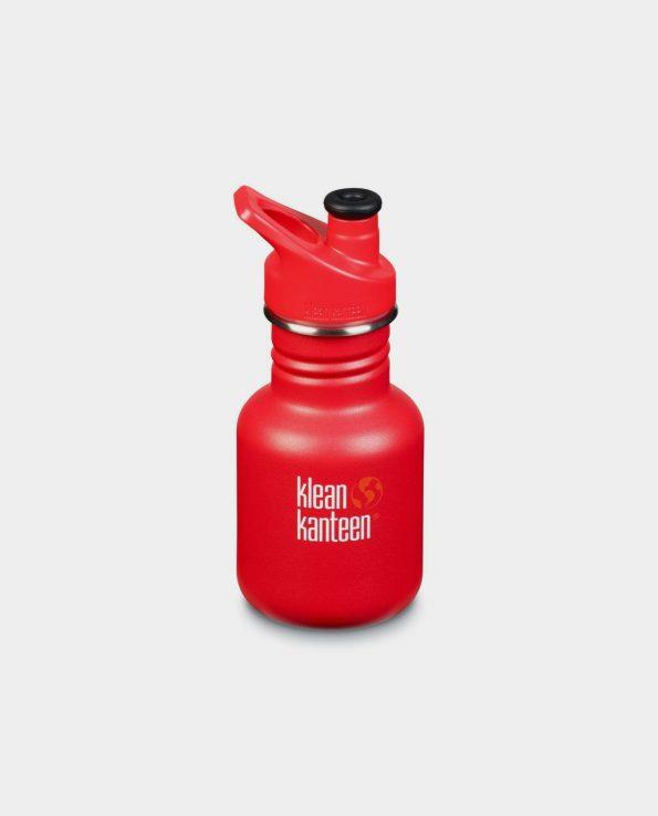 Botella para niño 355ml Rojo Klean Kanteen