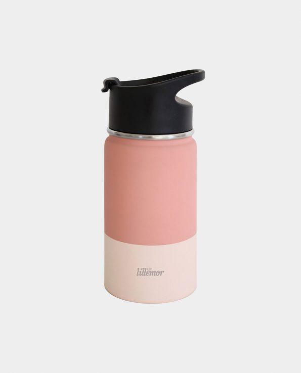 Botella Térmica Lillemor Rosa/Crema