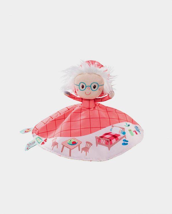 Marioneta reversible Caperucita Roja Lilliputiens