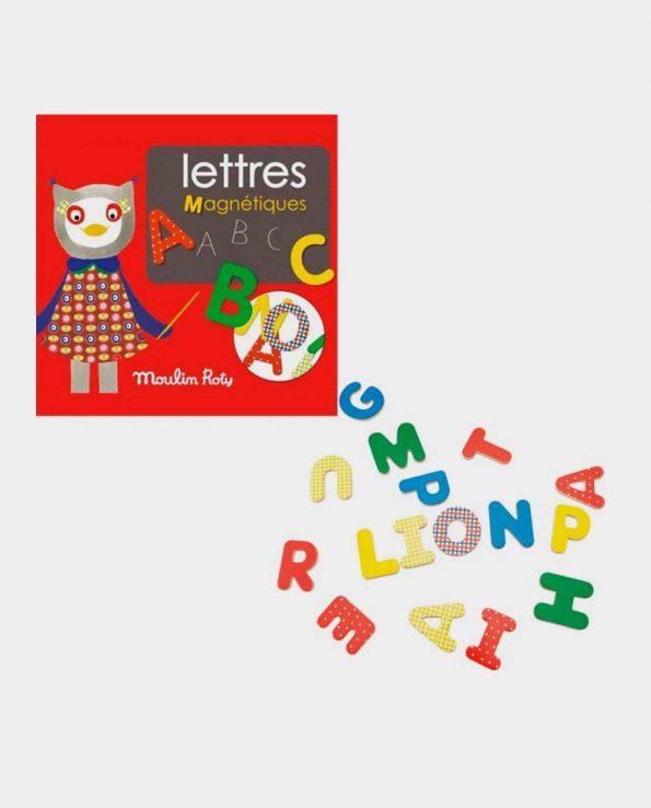 Juego magnético Alfabeto Moulin Roty
