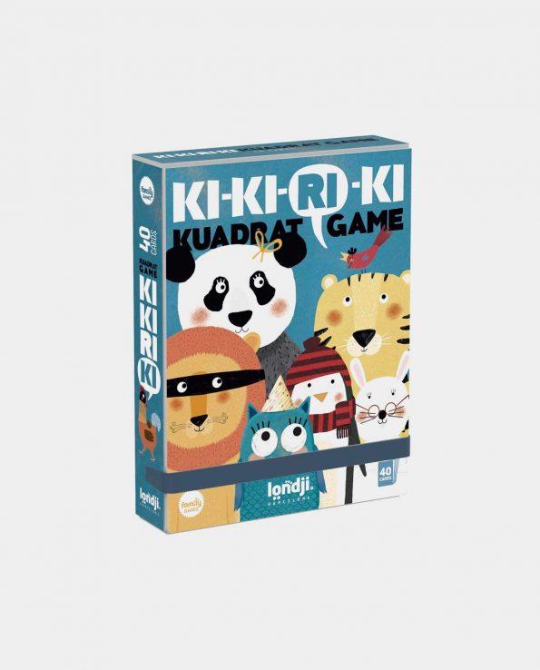 Ki-Ki-Ri-Ki Kuadrat Game Londji