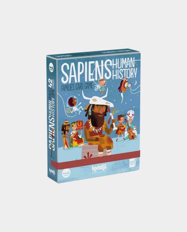 Sapiens Humans History Londji