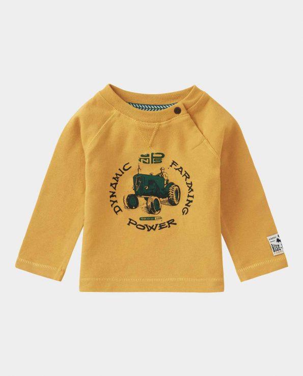 Camiseta Seymour Chinese Yellow Noppies