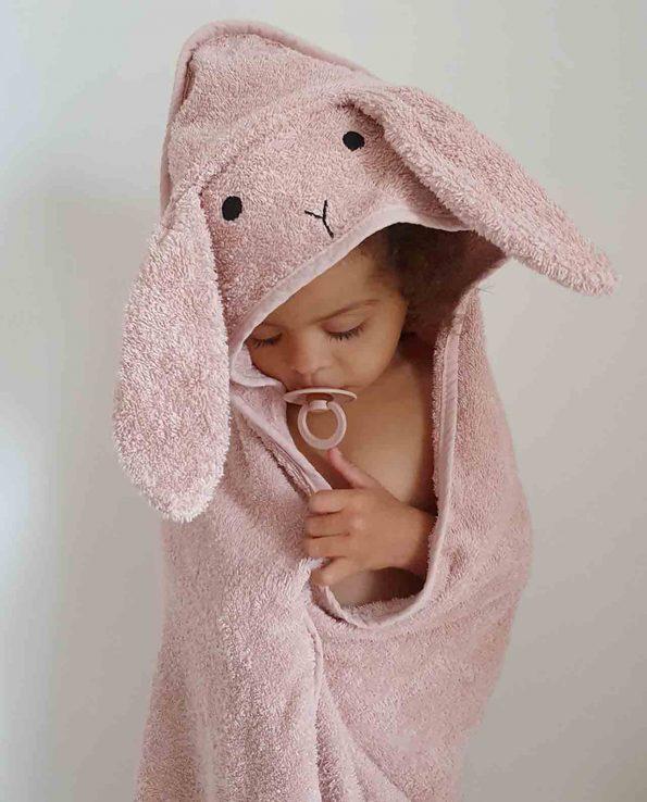 Capa de Baño Rabbit Rose Liewood