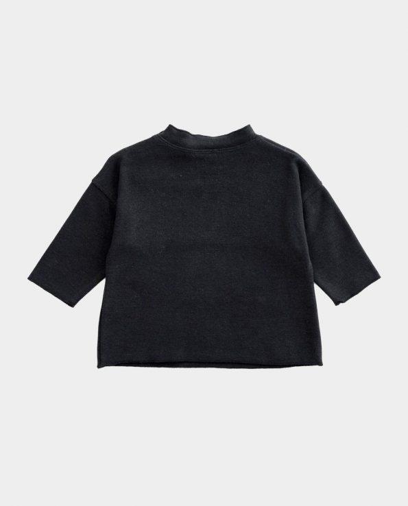 Sudadera Rib Ruler Play Up de niño confeccionada en algodón orgánico