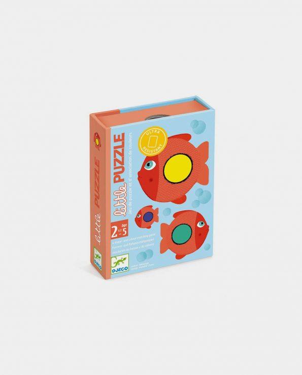 Little Puzzle Djeco juego de osbervación montessori waldorf reggio emilia