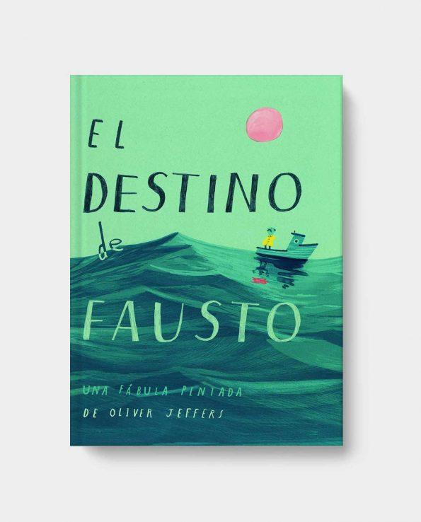 Libro infantil El Destino de Fausto