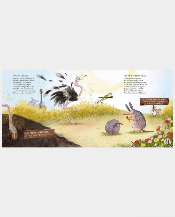 Libro infantil La Sinfonia de los Aniamles de Dan Brown