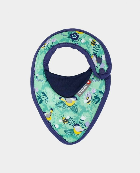 Babero Close Parent Bandana Round the Gardens